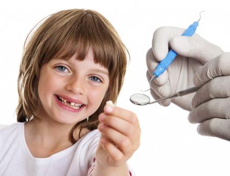 درمان خانگی دندان درد کودکان